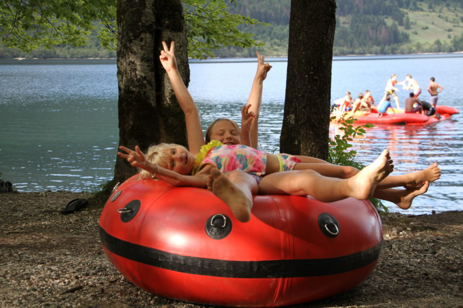 Explorer Camps Lake Bohinj Junior teambuilding