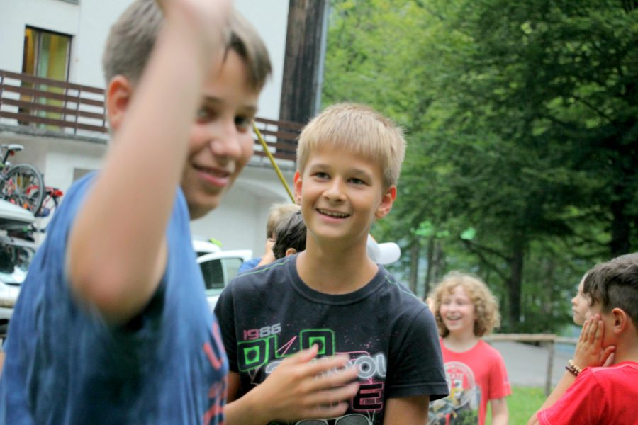 Explorer Camps Junior Program